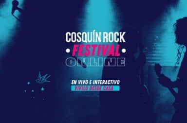 Cosquín Rock online confirma su grilla