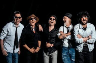 Los Mentidores feat. Ulises Bueno presentan 'Dos tipos serios'