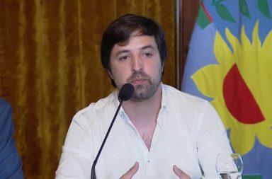 """""""Yo compro una cuarentena hasta el 15 de septiembre"""", sostuvo el viceministro de salud de Kicillof"""