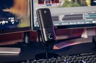 Elgato lanza nuevos microfonos premium Wave:1 y Wave:3