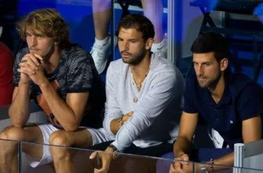 Adria Tour de Novak Djokovic