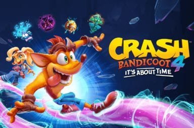 Se anuncia Crash Bandicoot 4: It's About Time