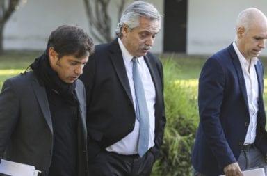 Alberto Fernández anunciará una cuarentena estricta de 15 días