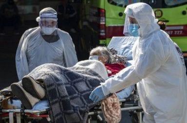 Chile volvió a superar su récord de muertes por coronavirus: 93 en las últimas 24 horas