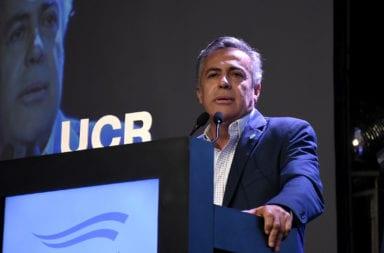 El titular de la UCR planteó que la provincia de Mendoza podría ser un país independiente