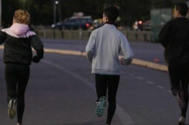 Runners: en CABA podrán salir según el número de DNI, de 19 a 09 horas