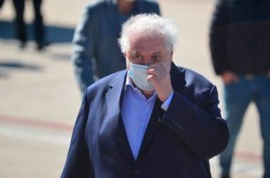 """Ginés González García: """"Sólo 393 de las 11.500 camas de terapia intensiva están ocupadas por pacientes con coronavirus"""""""