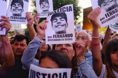 Crimen de Fernando: Tras la prueba de ADN, dos de los rugbiers están más complicados