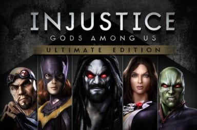 Injustice: Gods Among Us Ultimate Edition gratis por Steam