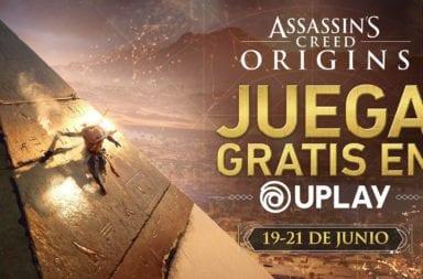 Assassin's Creed Origins gratis en Uplay!