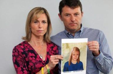 Confirman que Madeleine McCann fue asesinada, aunque no mostrarán pruebas