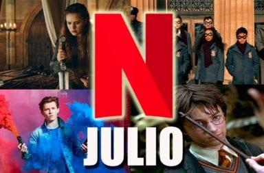 Netflix estrenos Julio 2020