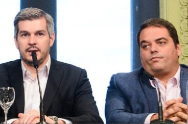Imputan a Marcos Peña y Jorge Triaca en la causa de la