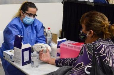 El Gobierno porteño retiró 20 mil tests defectuosos que se utilizaban en establecimientos médicos y geriátricos