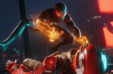 Spider-Man Miles Morales anunciado para PlayStation 5