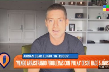 Adrián Suar