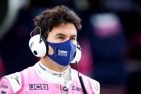 Checo Pérez: El primer piloto de la Fórmula Uno en tener coronavirus