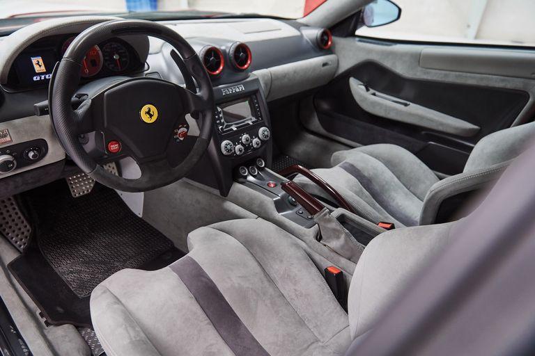 La única Ferrari SP30 que existe en el mundo sale a la venta