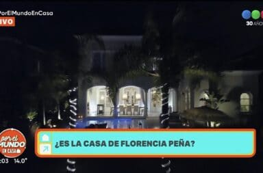 Flor Peña