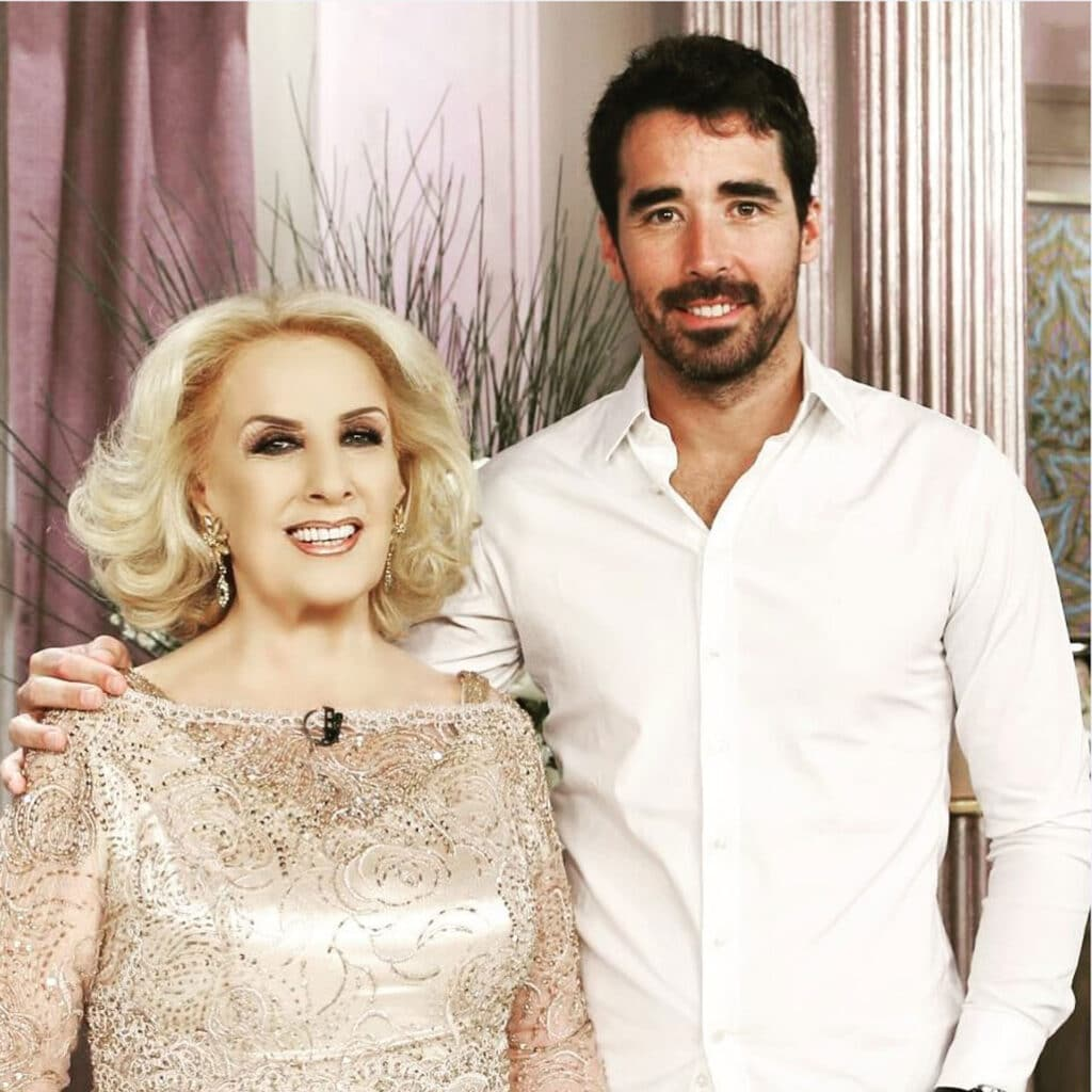 Mirtha y Nacho Viale