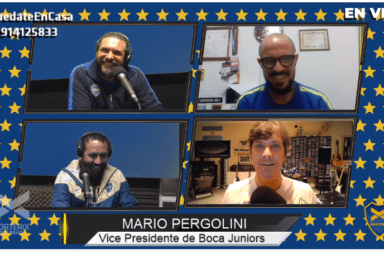 Mario Pergolini: 'Ameal daba vuelta el micro, abría la bombonera y se declaraba campeón de la Libertadores'