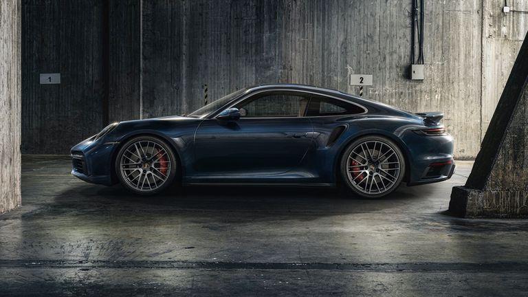 Porsche presentó oficialmente la nueva versión del 911 Turbo