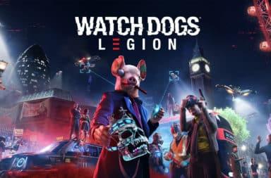 Ubisoft anuncia Watch Dogs Legion