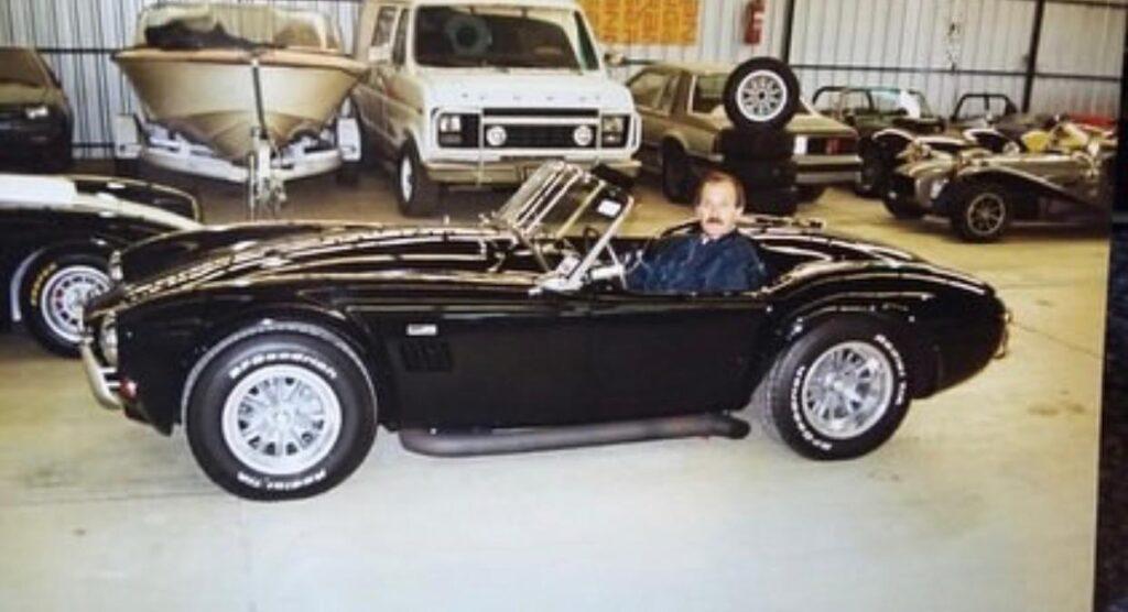 La historia del primer Shelby Cobra original que llegó a Argentina