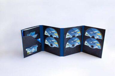 Microsoft Flight Simulator 2020 será una edición de 10 discos