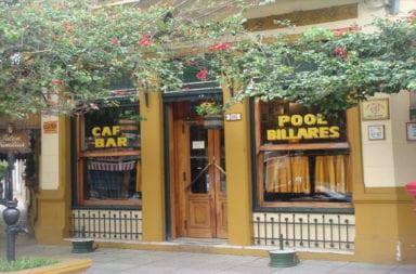 Café de García