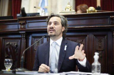 """Cafiero advirtió sobre los """"discursos del odio"""" y apuntó a un sector de la oposición"""