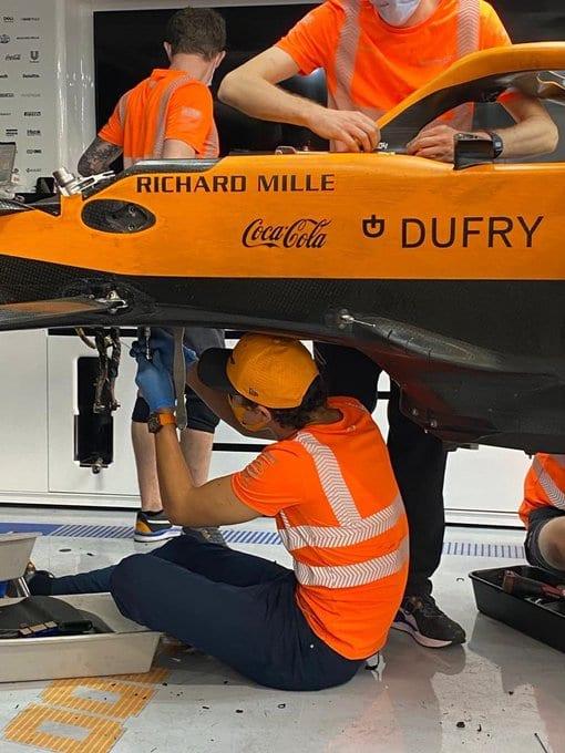 Norris: el piloto que dejó el libreto de lado en la F1