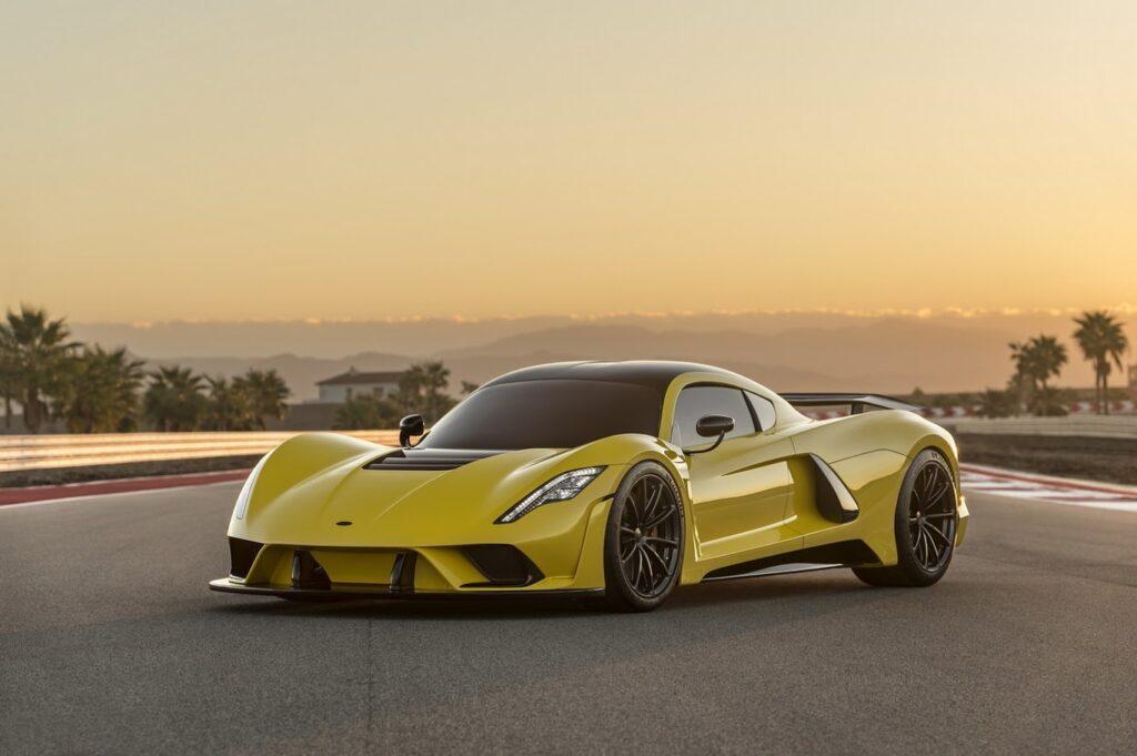 Hennessey Venom F5: El auto que se quiere convertir en el más veloz del planeta