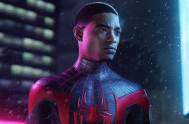 """Spider-Man: Miles Morales tendrá un """"modo rendimiento"""""""