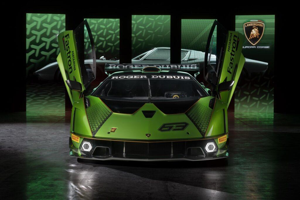 Lamborghini Essenza SCV12: La nueva bestia italiana en su versión final