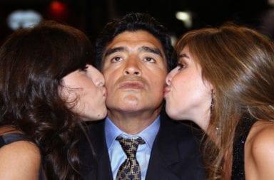 Diego y sus hijas