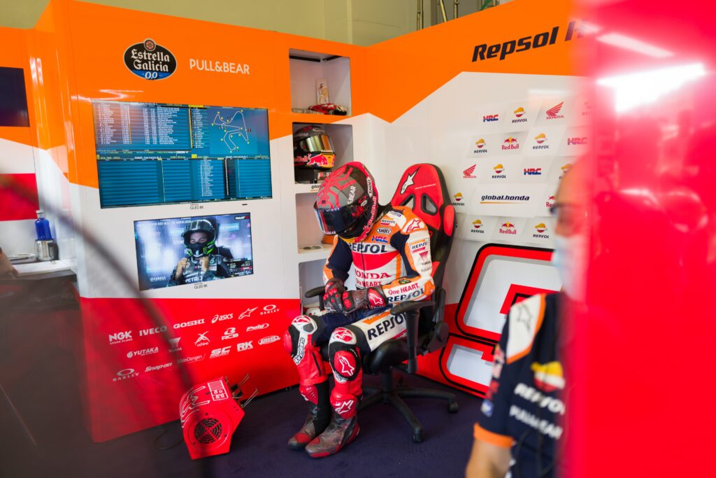 Otra pole para Quartararo en Jerez, Márquez decide no correr el domingo