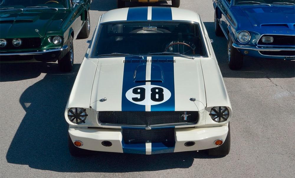 Shelby GT350R: El Mustang más caro de la historia