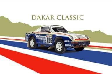 El Dakar 2021 tendrá una categoría para autos clásicos y varios cambios