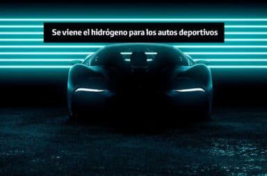 ¿Se viene el hidrógeno para los autos deportivos?