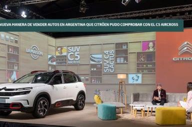 La nueva manera de vender autos en Argentina que Citröen pudo comprobar con el C5 Aircross
