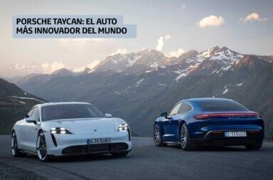 Porsche Taycan: El auto más innovador del mundo