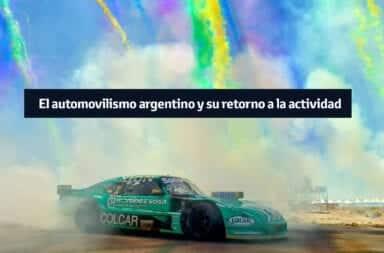 El mensaje de Lammens que ilusiona al automovilismo argentino y su retorno a la actividad