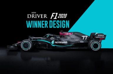 Mercedes gana hasta con el diseño