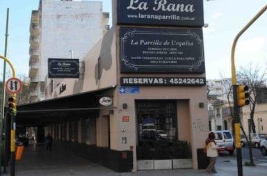 Parrilla La Rana