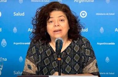 """Carla Vizzotti: """"Cualquier resfrío que tengamos en este invierno es coronavirus hasta que se demuestre lo contrario"""""""