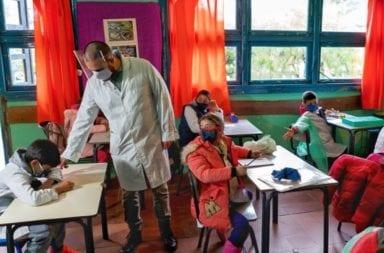 En agosto vuelven las clases presenciales en 9 provincias del país