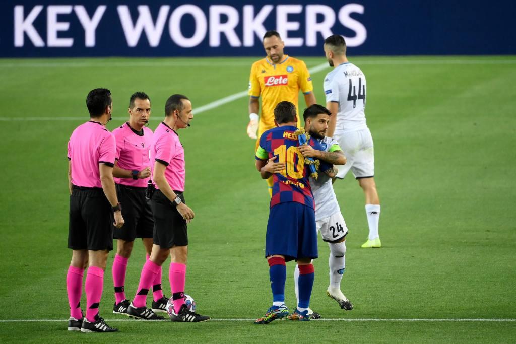 Solo 25 minutos de un flojo Barcelona alcanzaron para pasar a cuartos de la Champions