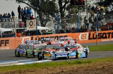 El reinicio del campeonato del TC en Rafaela ahora está en duda