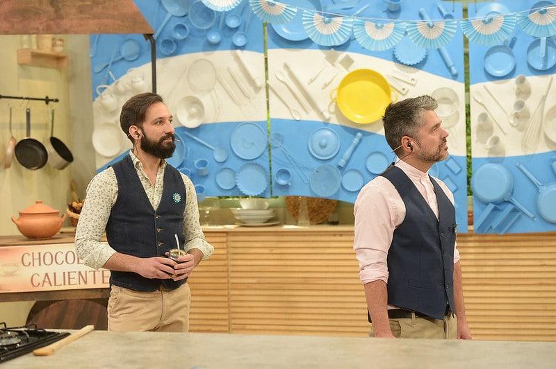 'Cocineros Argentinos' tiene una nueva sección: 'El maravilloso mundo de las masas'